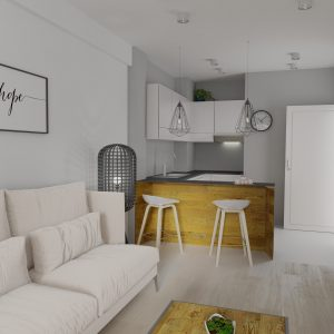 Home Staging Virtual para vivienda en Vitoria